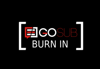 GOSUB Burn in