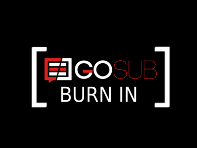 GOSUB Burn & Encode